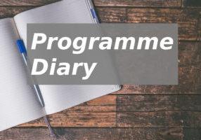 Programme Diary
